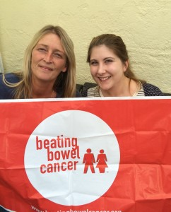 Leanne from Beating Bowel Cancer