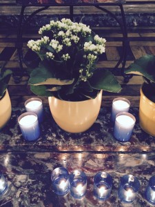 Longer burning candles from Rita