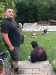Frank and the Daisy Den foundations